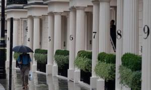 Grosvenor Crescent, London