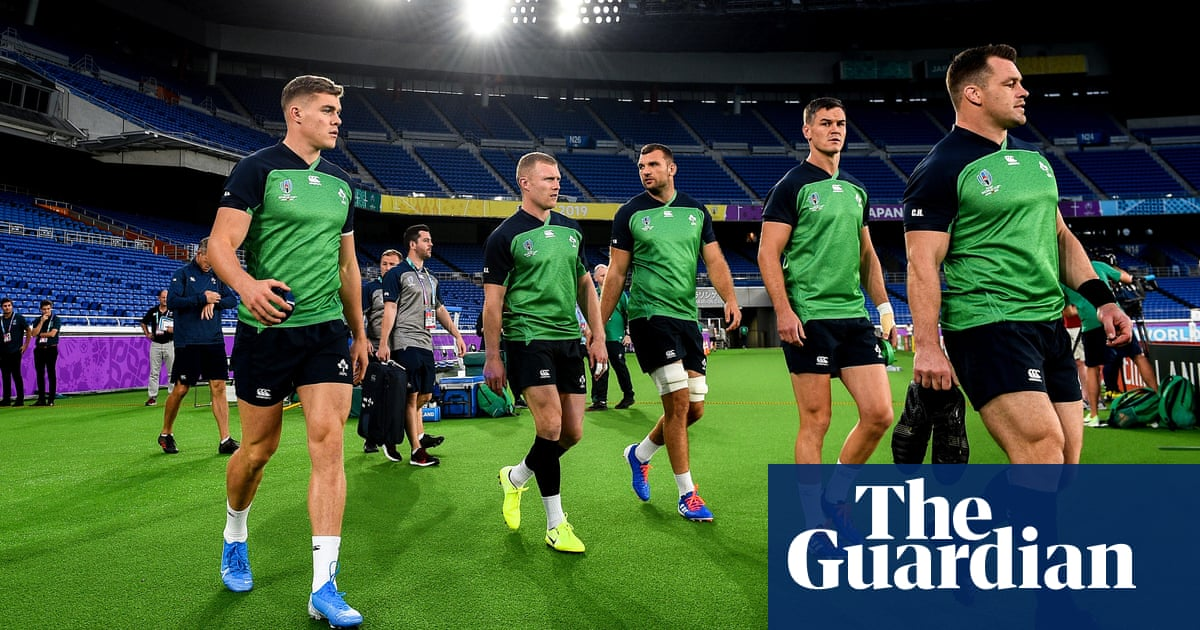 Ireland v Scotland match likely to leave losers fighting for second in pool | Paul Rees