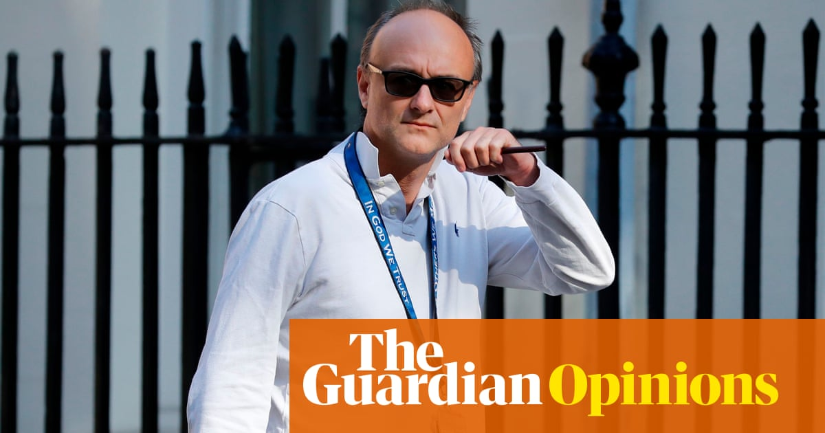 Are Dominic Cummings' visions anything more than just policy tourism? | Glen O'H