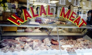 Some of the charities promote non-stun halal and kosher meat.
