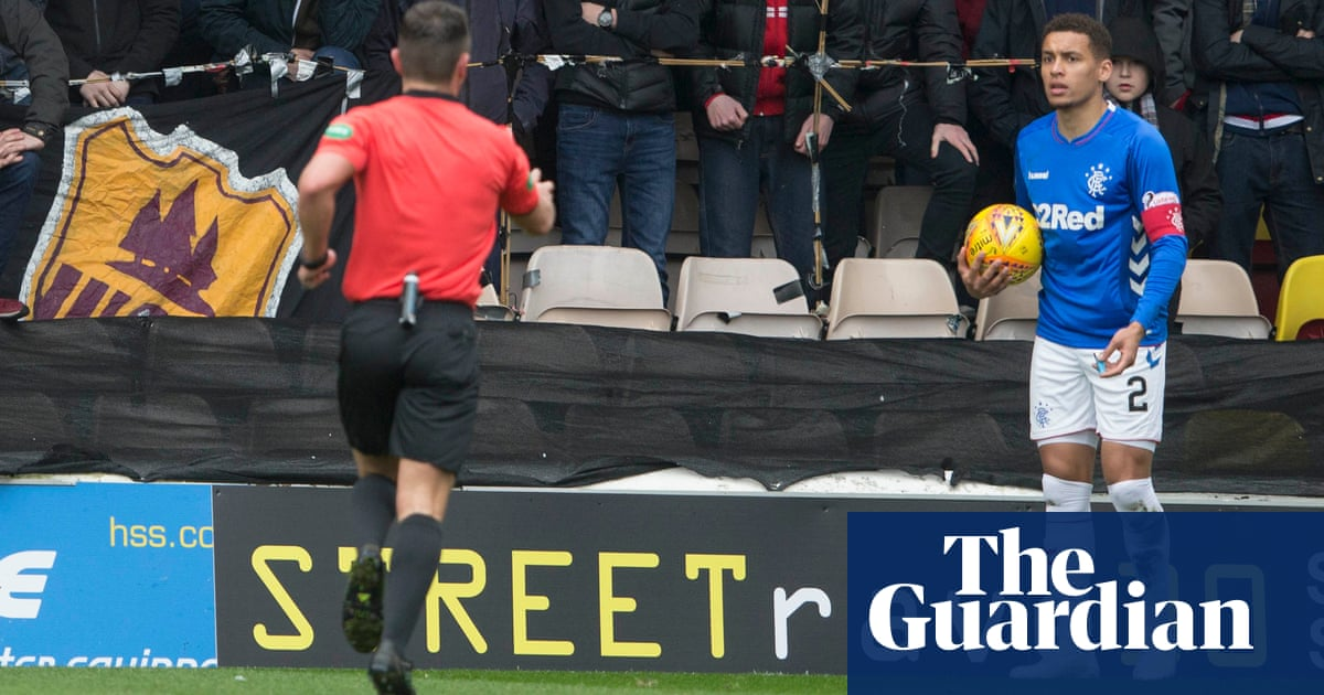 2ba55505 It needs to stop': Gerrard angered after lighter thrown at Rangers ...