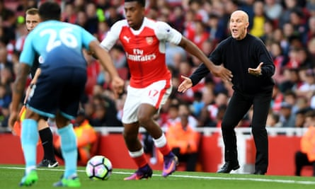 It is hard to see Bob Bradley getting another run at the Premier League again after his short spell in Wales
