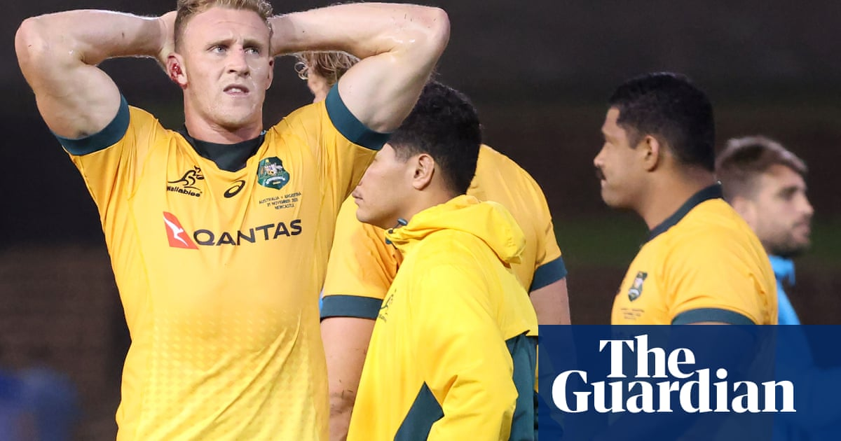 We really let ourselves down: Wallabies rue not closing out game against Argentina