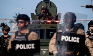 'Our law enforcement agencies learned many of the most routine aspects of policing from US excursions abroad for the purpose of stamping out rebellion.'