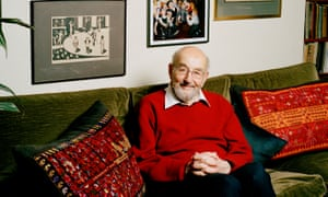 Wolfgang Suschitzky … Photographed at home in London in 2007.