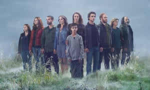 The French TV drama Les Revenants