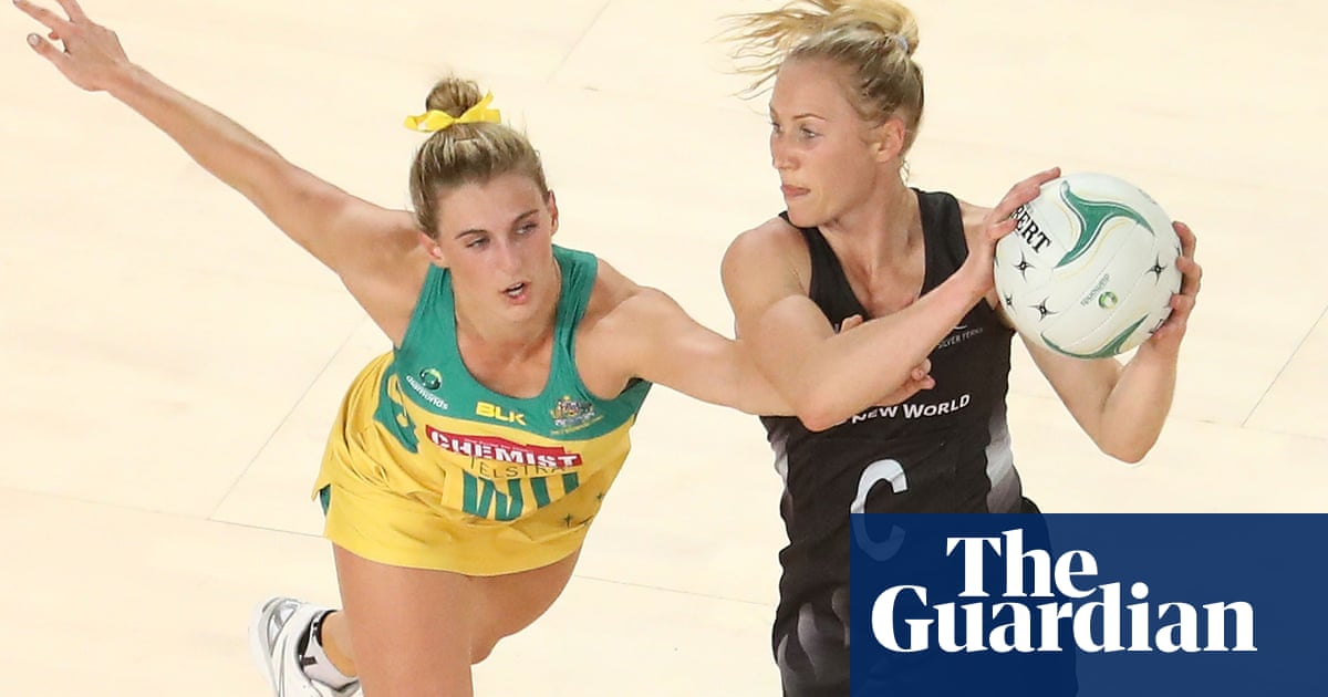 The Guardian's guide to playing netball – part four: wing