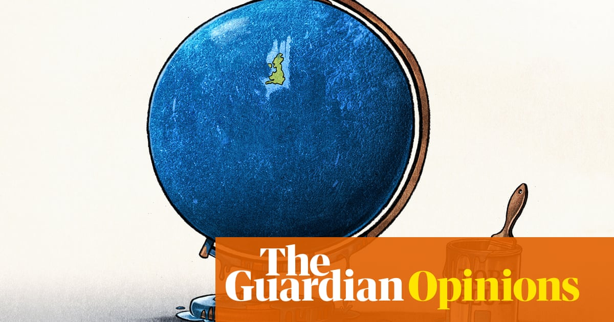 One good thing could come out of Brexit: a bonfire of national illusions | David Edgerton
