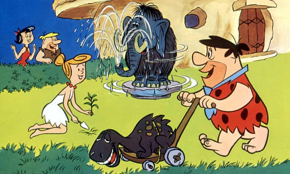 The Flintstones, which aired in the 1960s, was originally meant for adults rather than children