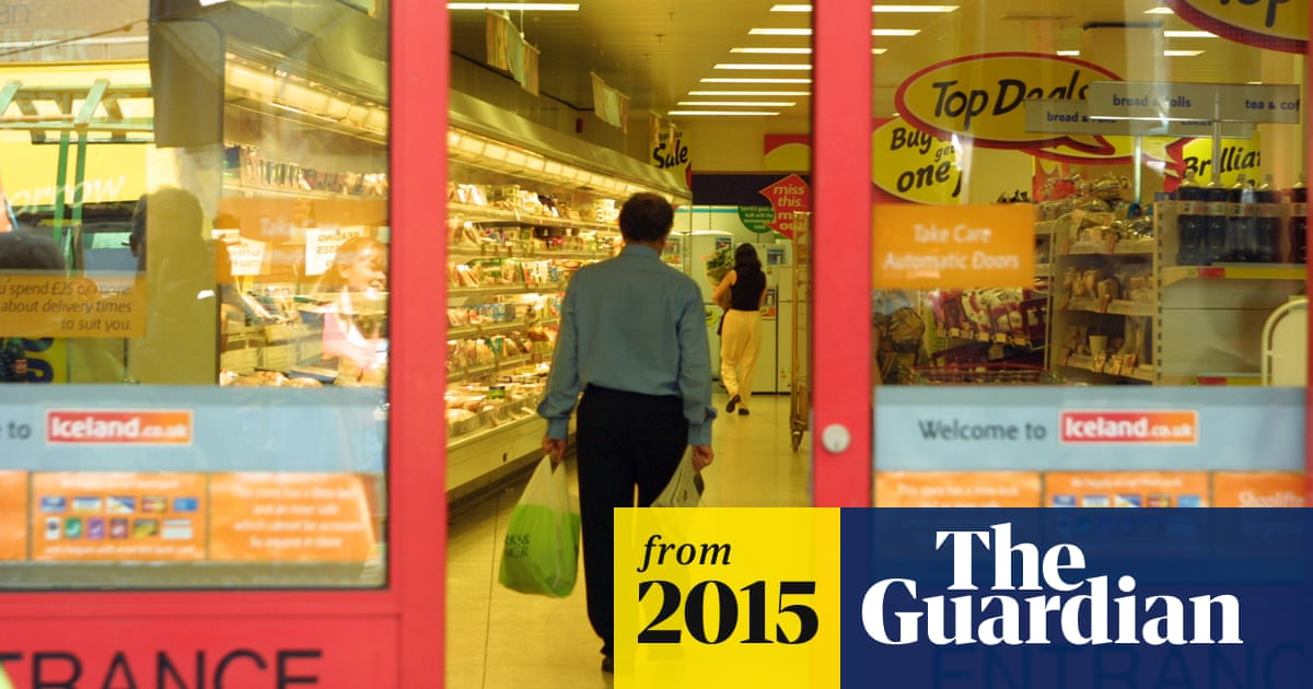 Iceland boss says supermarket pricing complaint is 'bollocks