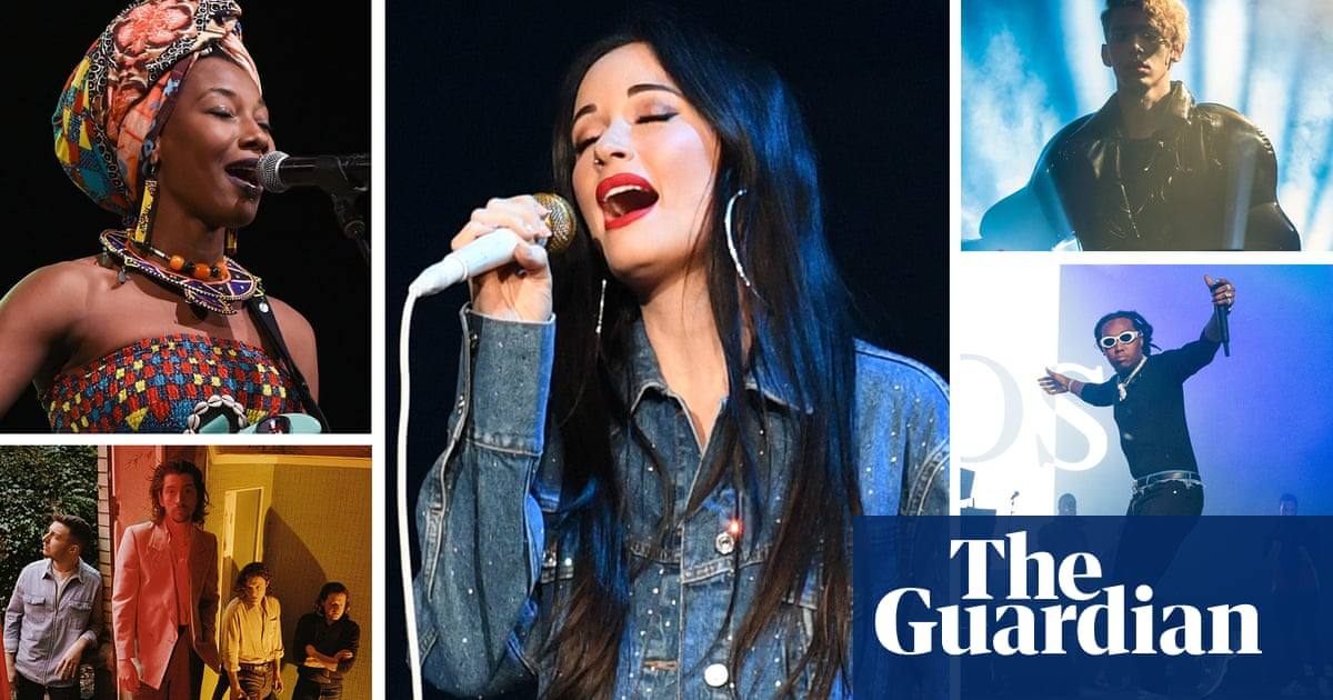 4101f5e5 Best albums of 2018 so far | Music | The Guardian