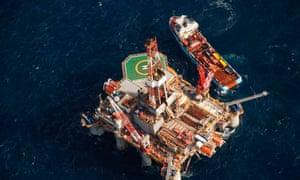 Drilling success in Falklands lifts Rockhopper.