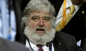 Chuck Blazer admitted accepting bribes over the 1998 and 2010 World Cup bids.