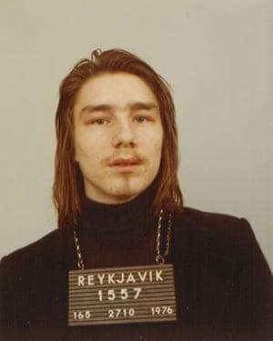 Sævar Ciesielski in 1976.
