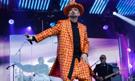 A recent concert by Boy George and Culture Club took Nagra back to her teenage years.