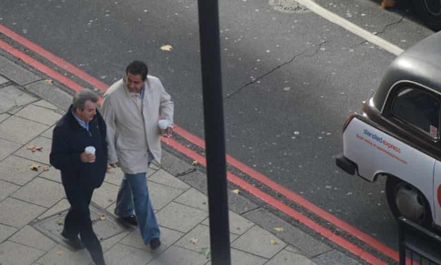 Surveillance photo from Operation Tabernula.