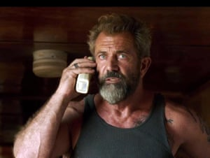 Gibson in Blood Father