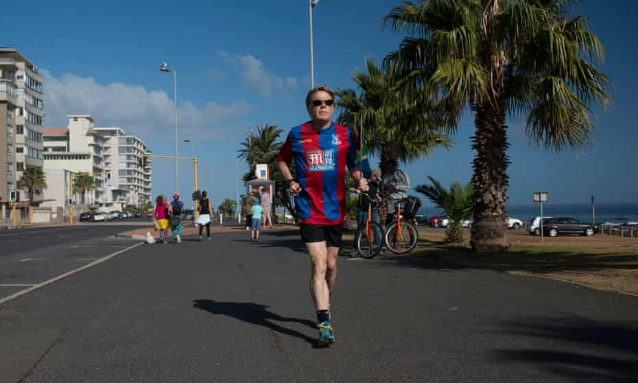 Think your legs feel tired? Try 27 marathons in 27 days ...