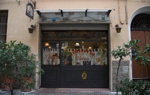 Trattoria Valerio, Bologna, Italy