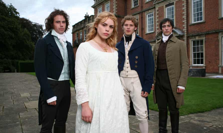 The 2007 ITV adaptation of Mansfield Park, with Billie Piper as Fanny.