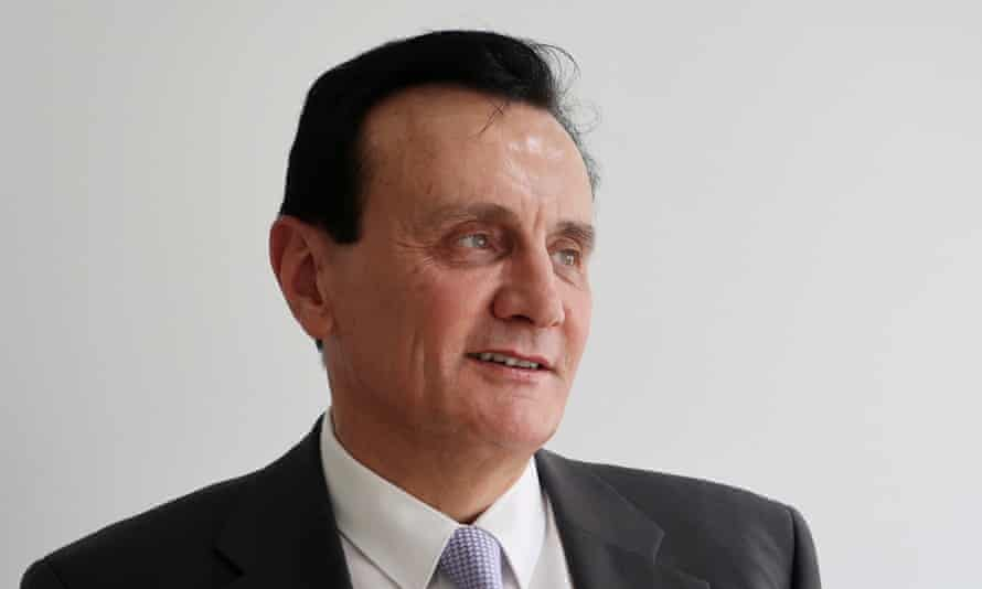 Pascal Soriot, chief executive of the pharmaceutical company AstraZeneca.