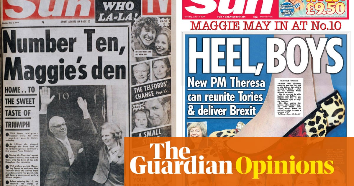 e023841e3df4 Handbags and kitten heels – how not to write about prime ministers ...