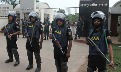 Islamist hanged for atrocities committed in Bangladesh war