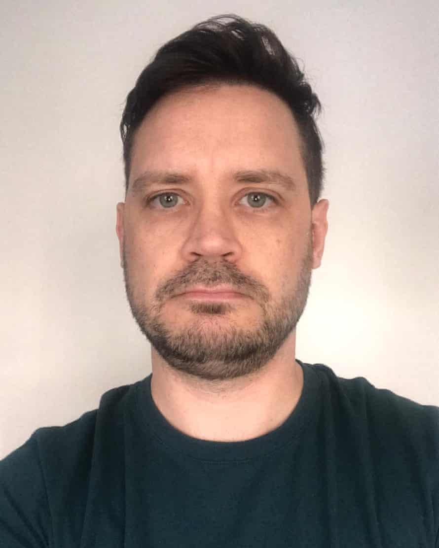 Ben who works on ITU in a hospital in Sheffield