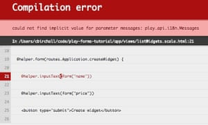Play compilation error caused by implicit resolution failure