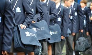 children from West London Free School