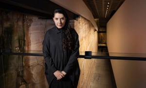 Marina Abramović: 'An artist should die consciously without fear.'
