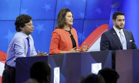 Candidates For Michigan Governor Offer Hope For Progressive Democrats Democrats The Guardian