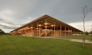 Children Village by Brazilian designer Rosenbaum and architects Aleph Zero.
