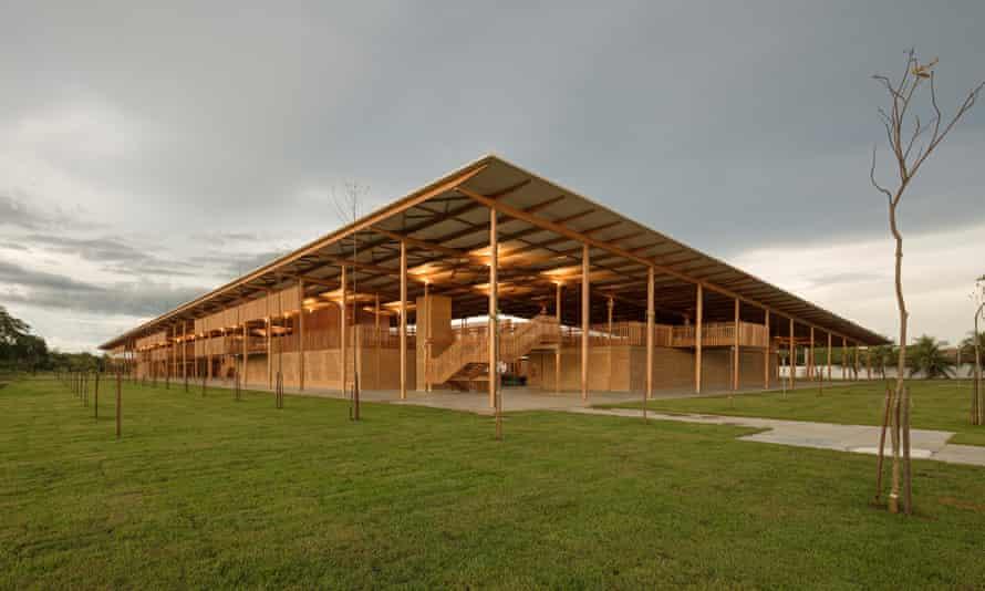 Children Village by Brazilian designer Rosenbaum and architects Aleph Zero.