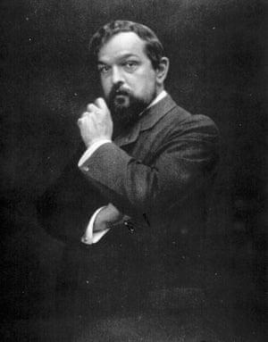Claude Debussy (1862-1918).