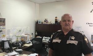 Special deputy Gary Smith