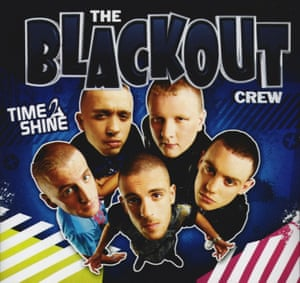 The Blackout Crew's Time 2 Shine cover