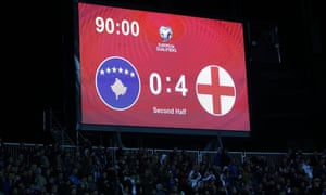 It has been a long and strange time since England last played, a 4-0 win in Kosovo in November.