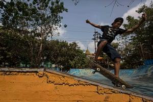 Myanmar Skatepark