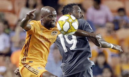 DaMarcus Beasley left the playing arena without much fuss at the weekend