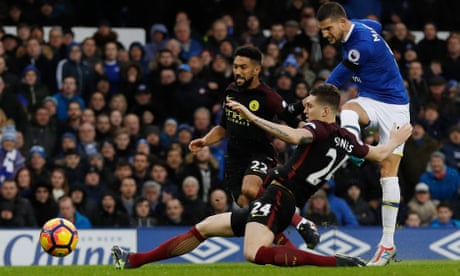 Ademola Lookman adds flourish for Everton in defeat of Manchester City
