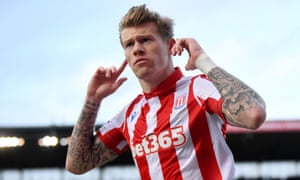 Stoke's James McClean said he apologised unreservedly.