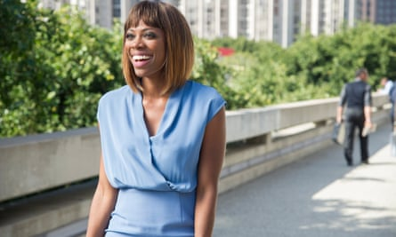 Yvonne Orji as Molly in Insecure