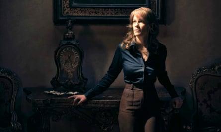 Juicy story … Hilary Swank as Gail Getty in Trust.