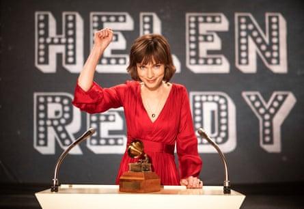 Tilda Cobham-Hervey as Reddy in Moon's biopic, I Am Woman.