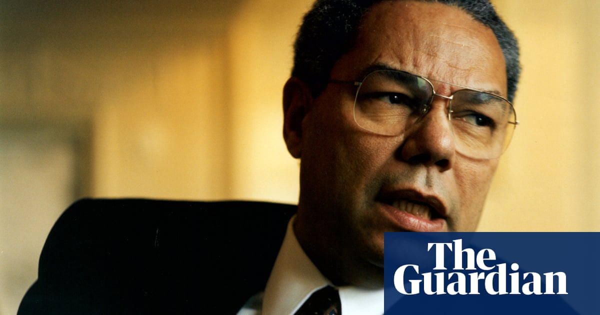 Colin Powell: the man who might have been America's first Black president