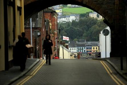 Londonderry slash Derry.