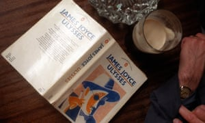 A copy of Ulysses by James Joyce