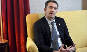 Governor Ralph Northam told Gayle King on Face the Nation on Sunday that 'Virginia needs someone that can heal.'