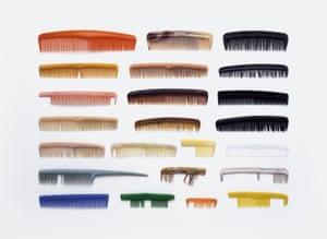 Combs Stuart Haygarth photo arrangement
